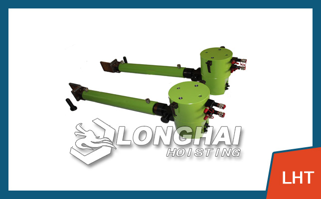 Heavy Track Hydraulic Skidding System