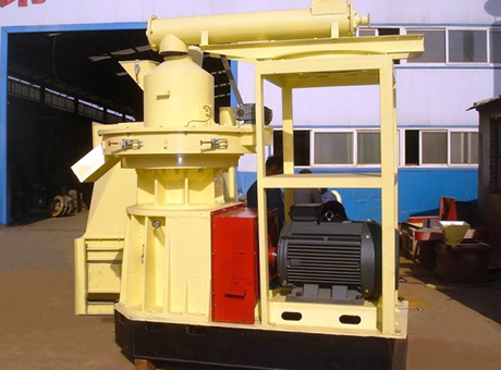 The Operating Principle of Straw Pellet Mill