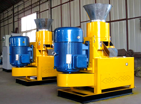 Fote Corn Straw Pellet Mill Covers Asia Market