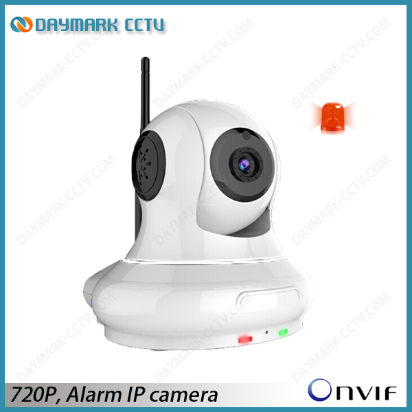 Wireless Alarm IP Camera for Home Alarm System