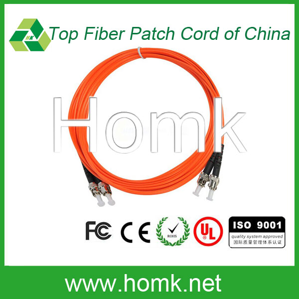 Fiber optic patch cord china factory fiber patch cord