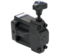 ASHUN Low Noise Type Solenoid Controlled Relief Valves