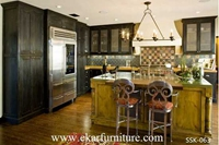 Kitchen cabinets kitchen furniture dining room furniture SSK-063