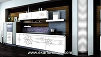 Kitchen cabinets kitchen storage modern ktichen SSK-839