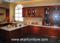 Kitchen cabinet kitchen furniture modern kitchen SSK-017