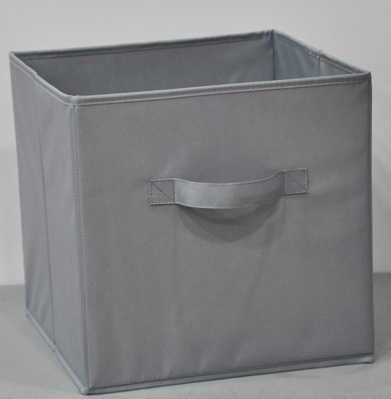 Grey Storage Box without Lid & Grey Storage Box without Lid/Storage Boxes/Home Storage and ...