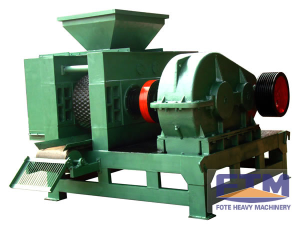 New Type Charcoal Briquette Making Machine for Sale