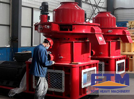 New Developed Biomass Wood Pellet Mill for Sale
