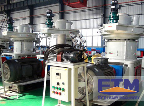 Rice Husk Pellet Machine for Sale/Rice Husk Pellet Machine Supplier