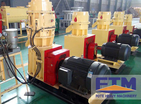 Professional Wood Pellet Making Machine Manufactuer