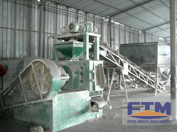 10-15 Ton/hour Coal Briquette Plant for Sale
