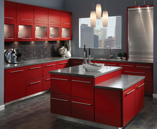 Jisheng | Acrylic small kitchen designs