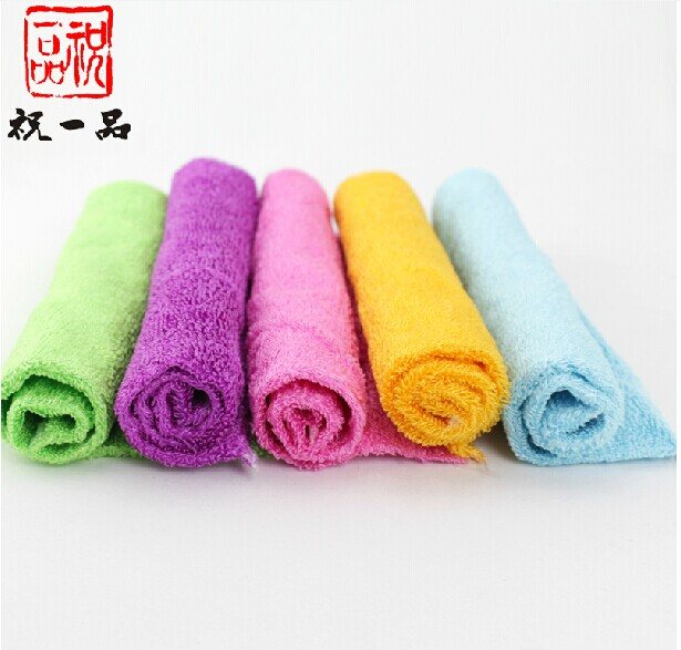Bamboo Fiber Wash Cloths BFWC1