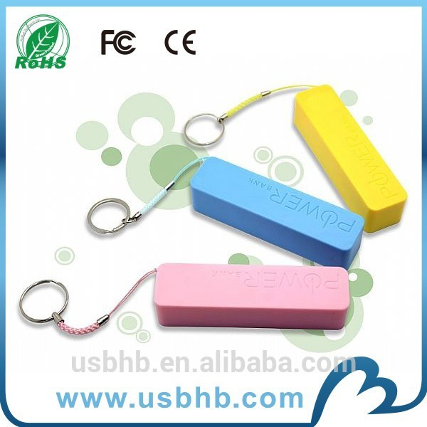 hot sale mobile power bank product 2200mAh with rosh ce