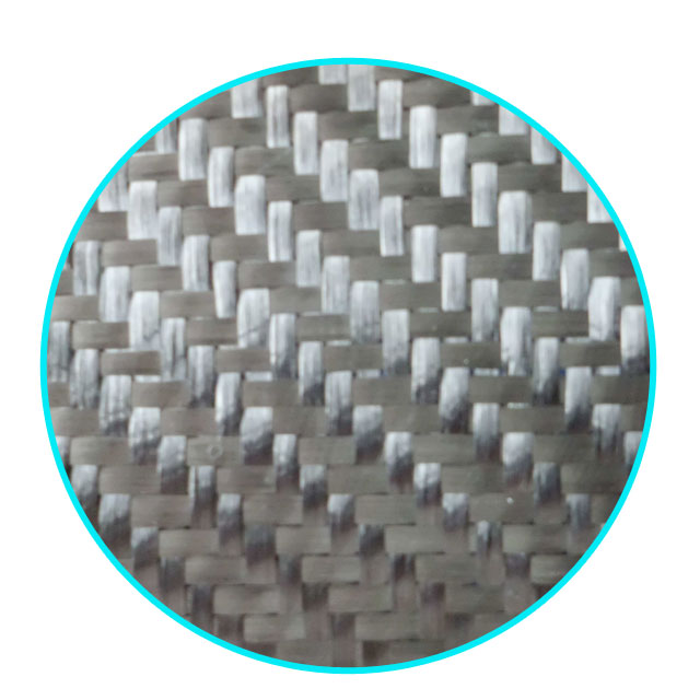 Carbon Fiber Twill Weave Cloth