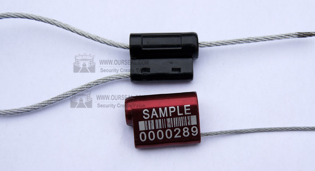 OS6006,Security seals cable seals cheapest pull tight container seals