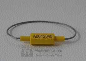 OS6603,Security seals cable seals cheapest hexagonal cable seals