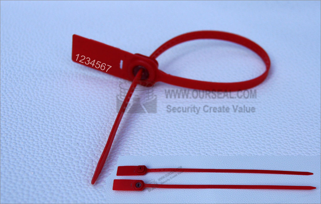 OS7011,Security seals pull tight plastic seals