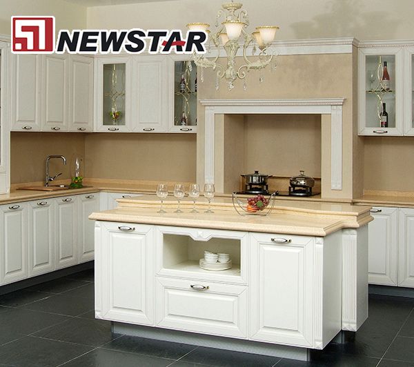 high hardness quartz kitchen countertop