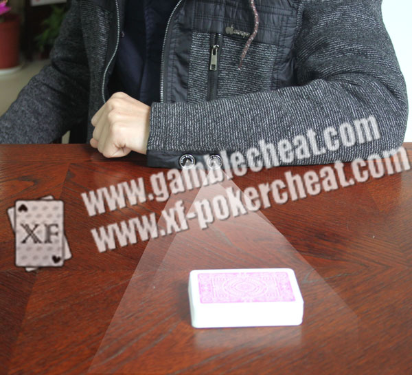 XF  Button hidden camera for poker analyzer cheating in the card games