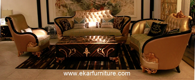 Leather sofa fabric seat cushion sofas TI-023/Sofas and Sofa ...