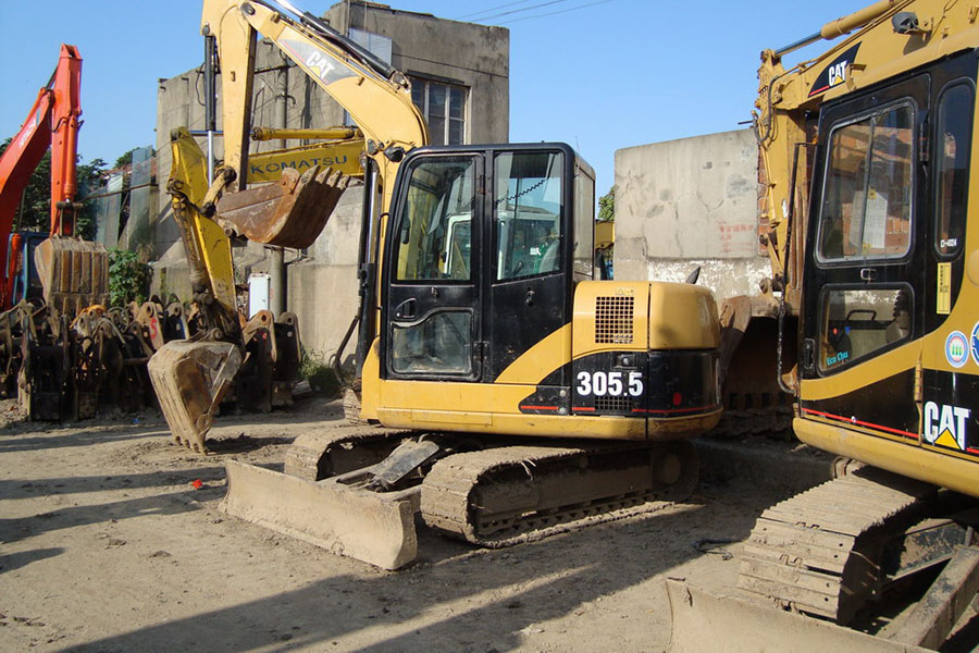 used cat excavator 305 caterpillar 305
