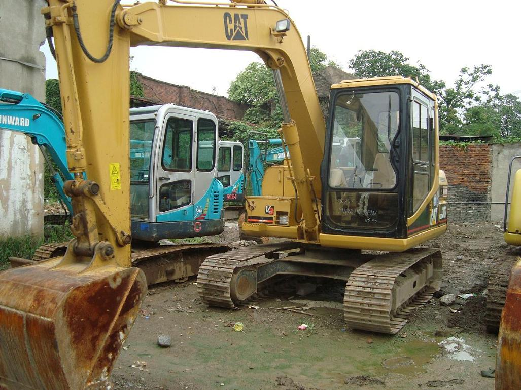 used cat excavator 307 caterpillar 307