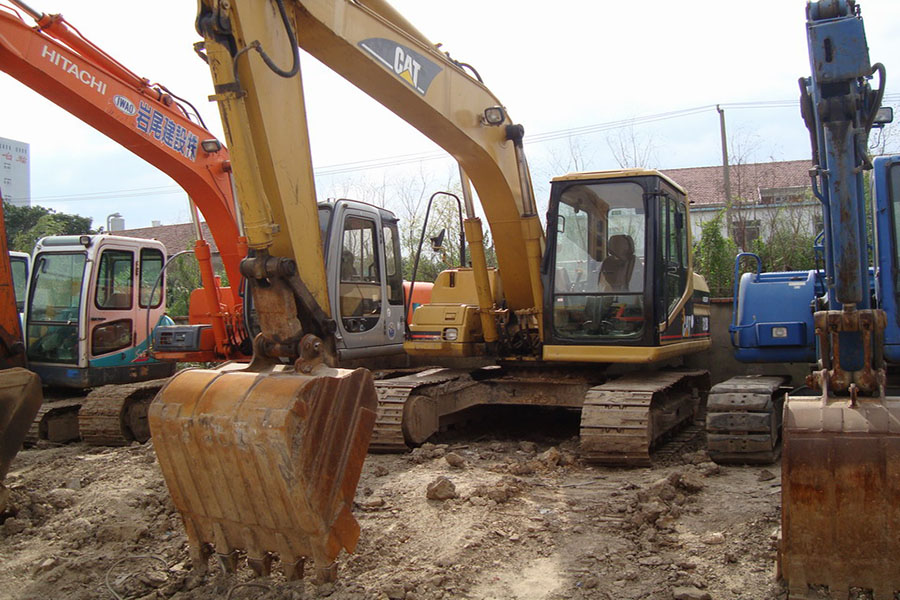used cat excavator 312B caterpillar 312B