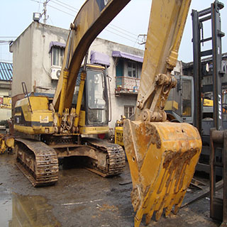 used cat excavator 320B caterpillar 320B