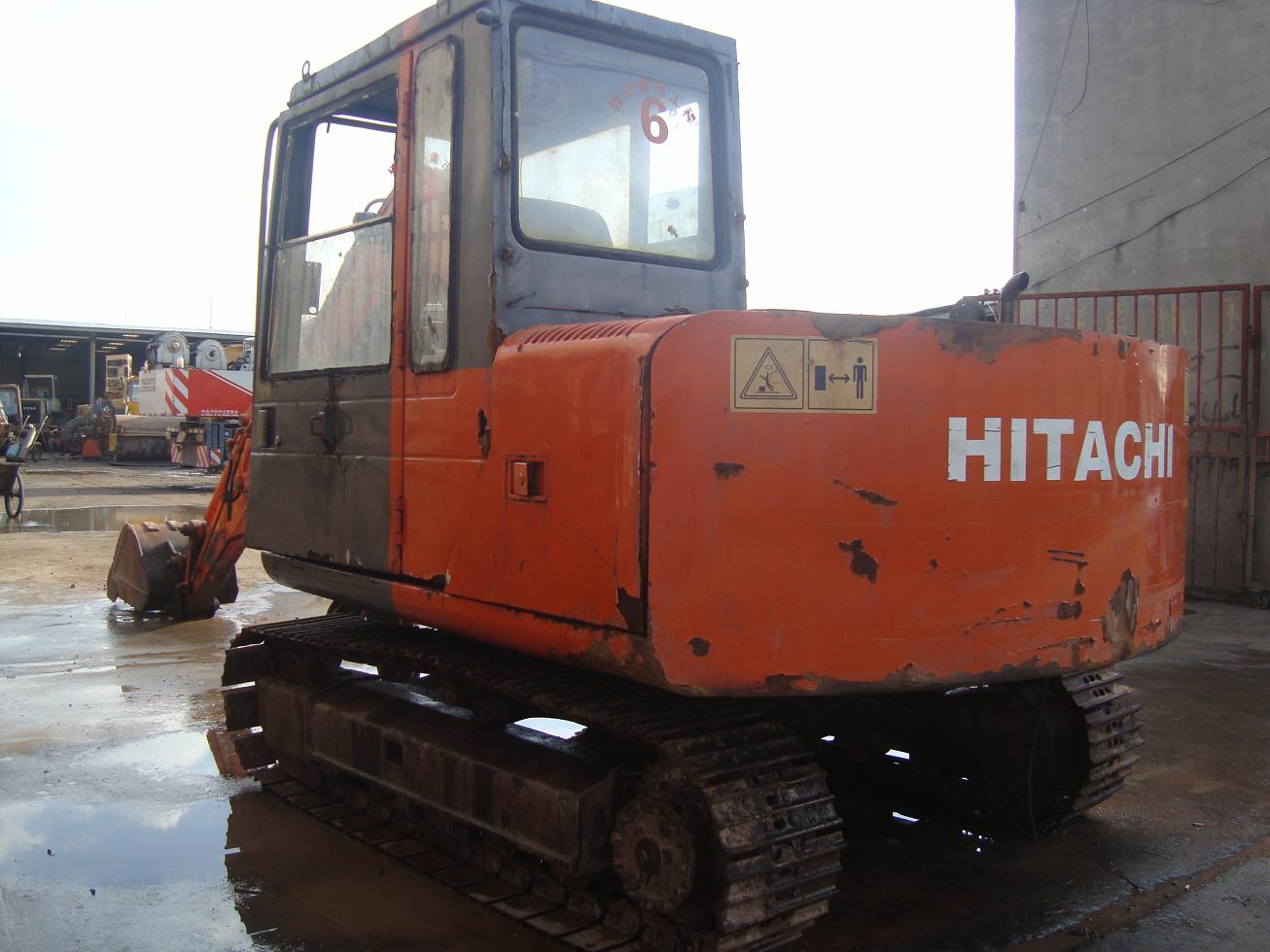used hitachi excavator ex60 hitachi ex60