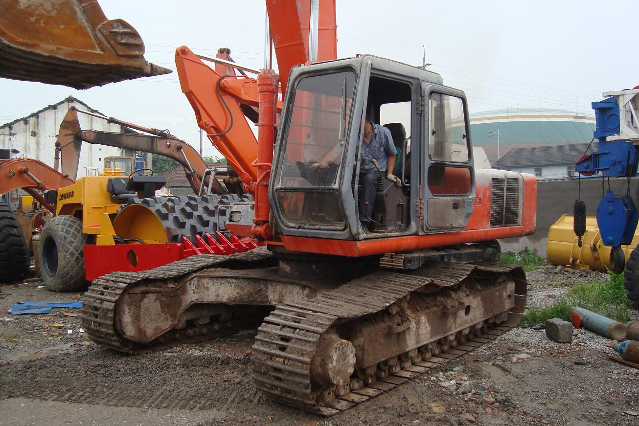 used hitachi excavator ex270 hitachi ex270