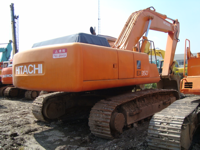 used hitachi excavator ex350 hitachi ex350