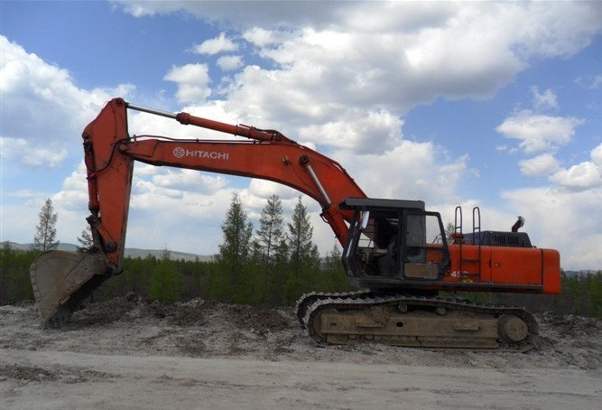 used hitachi excavator ex400 hitachi ex400
