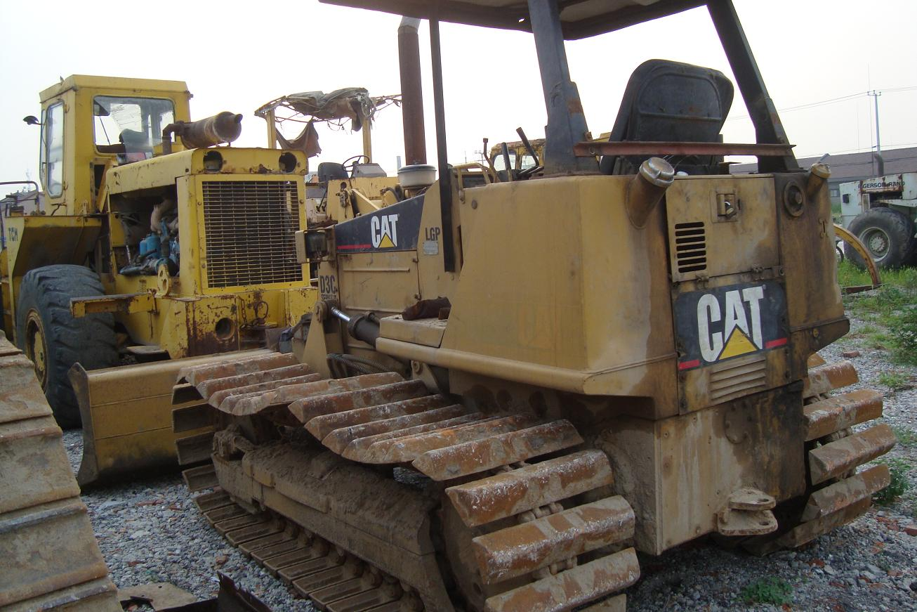 used cat bulldozer D3C cat D3C