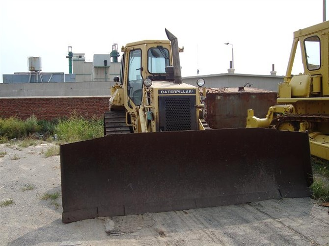 used cat bulldozer D5H caterpillar D5H