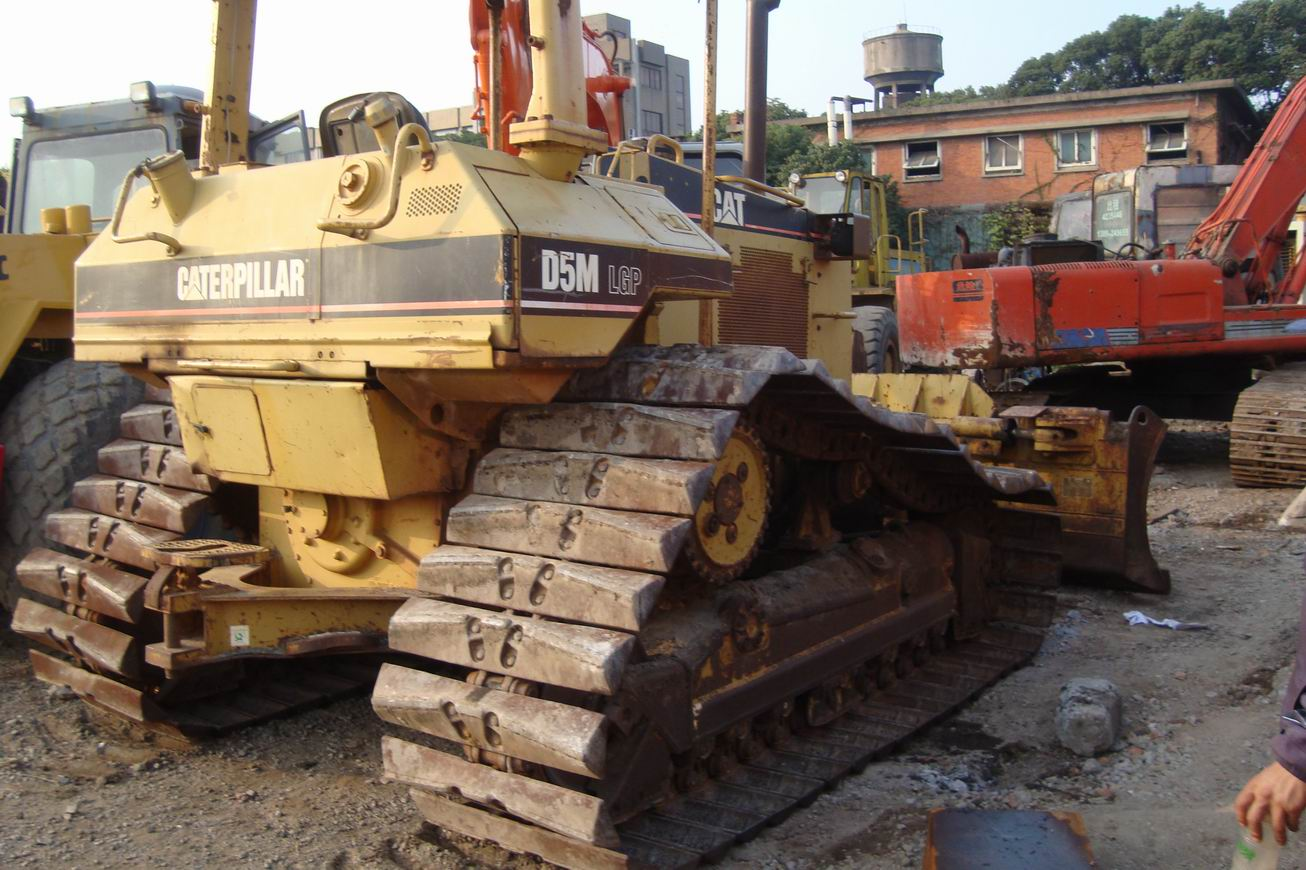 used cat bulldozer D5M caterpillar D5M