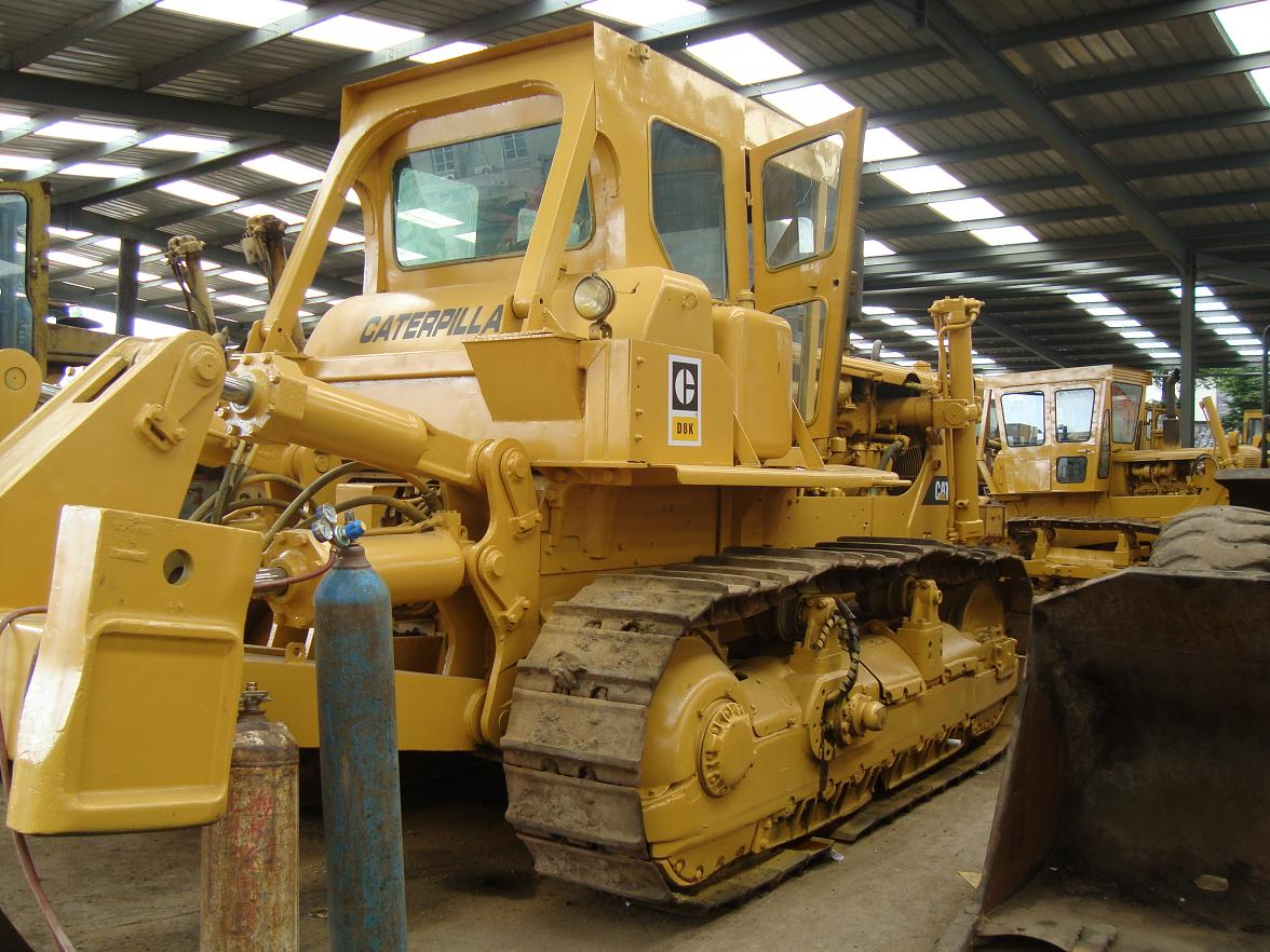 used cat bulldozer d8k caterpillar D8K