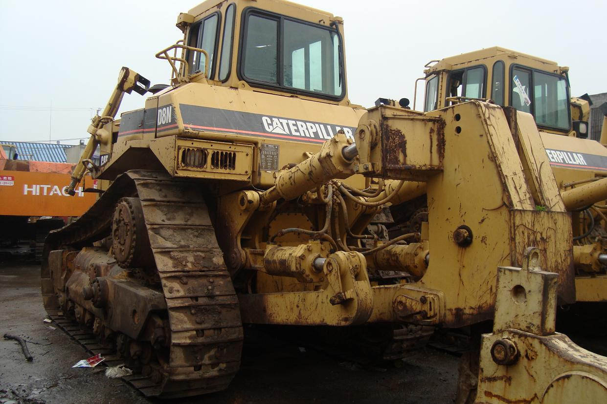 used cat bulldozer D8N caterpillar D8N