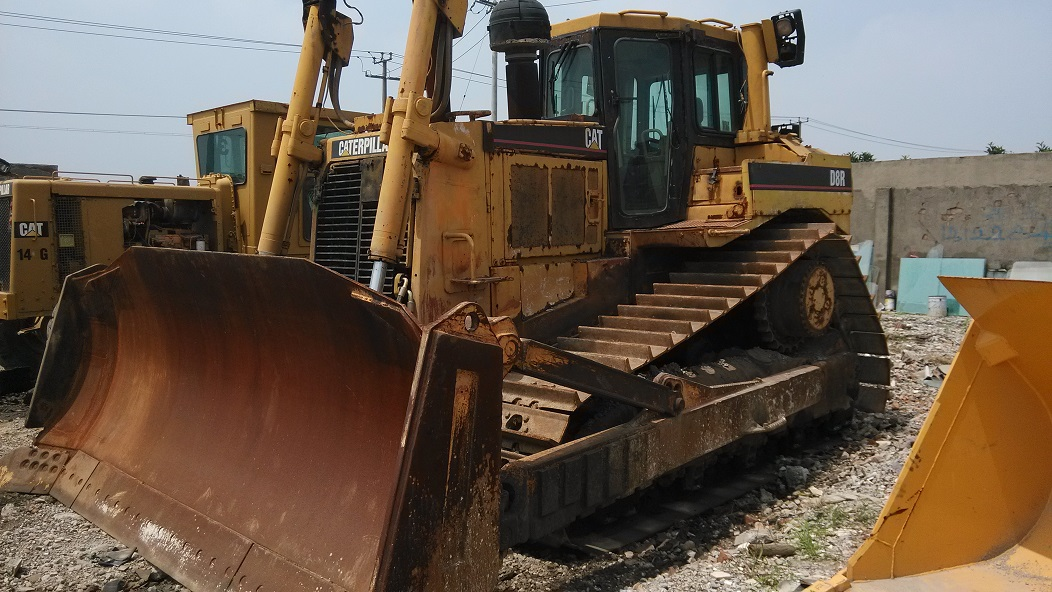 used cat bulldozer D8R caterpillar D8R