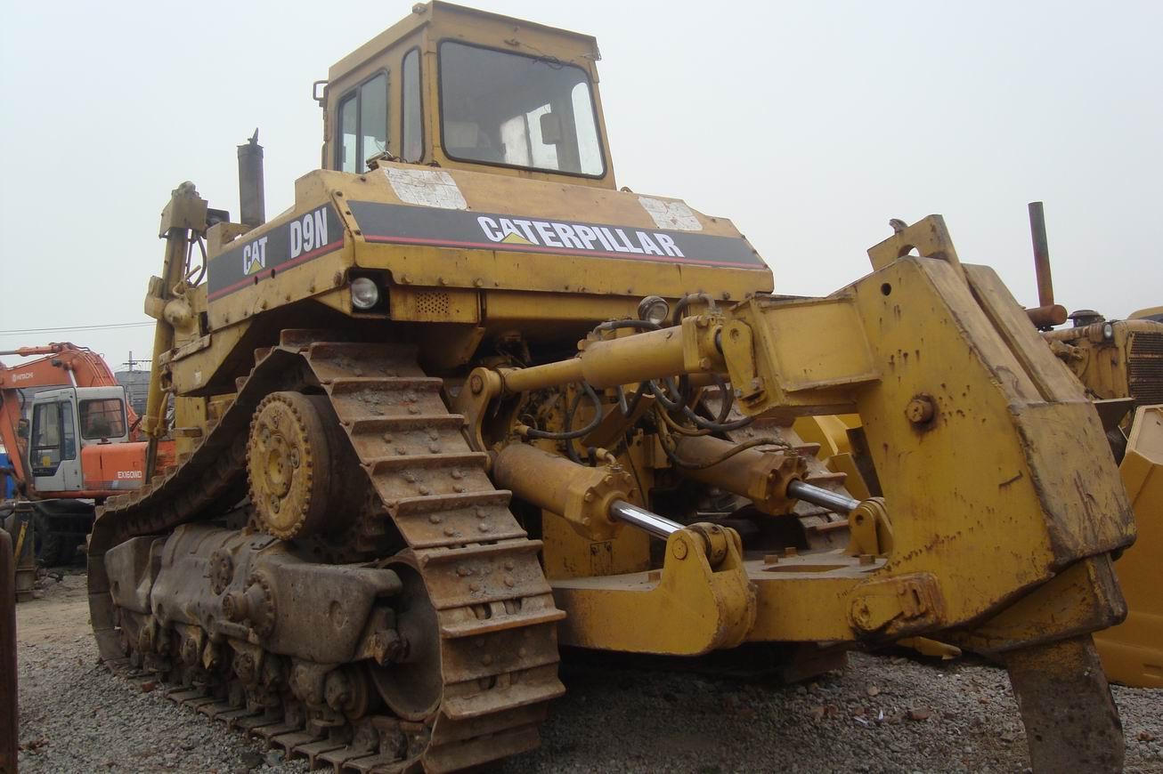 Used Cat Bulldozer D9n Caterpillar D9n Bulldozers