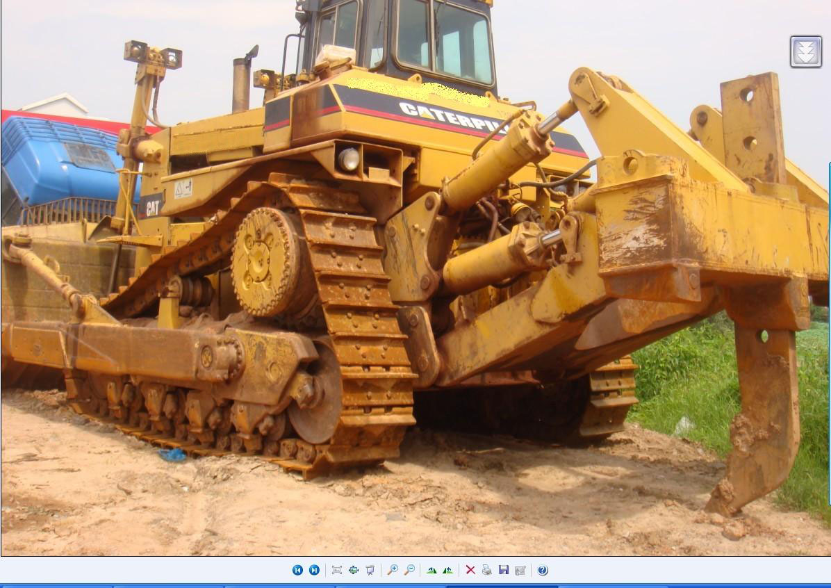 used cat bulldozer D9R caterpillar D9R