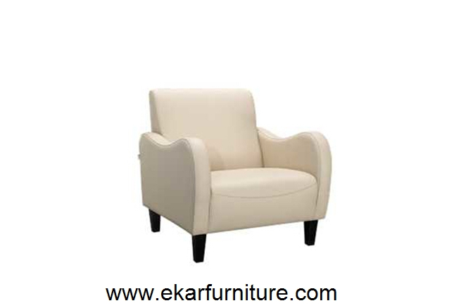 Leather sofa chair wingback chair modern chair YX020