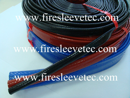 firesleeve with velcro