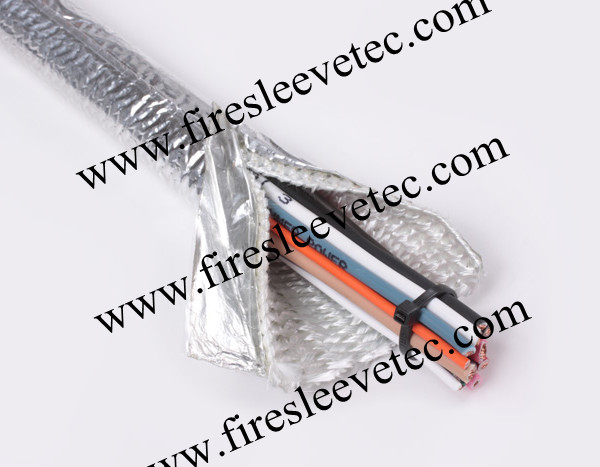 hose protection fire sleeve