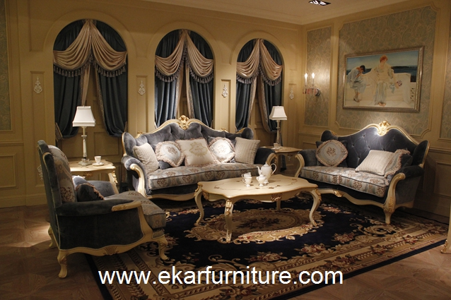 Living room sofa antique sofa classical FF-1012