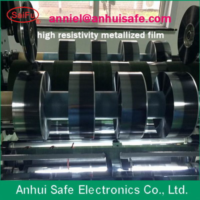 4um 5um 6um 7um 8um metalized film for capacitor high quality