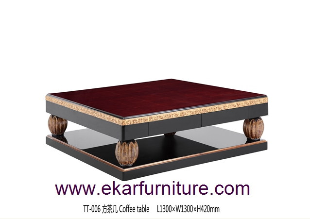 Coffee table living room furniture tea table TT-006