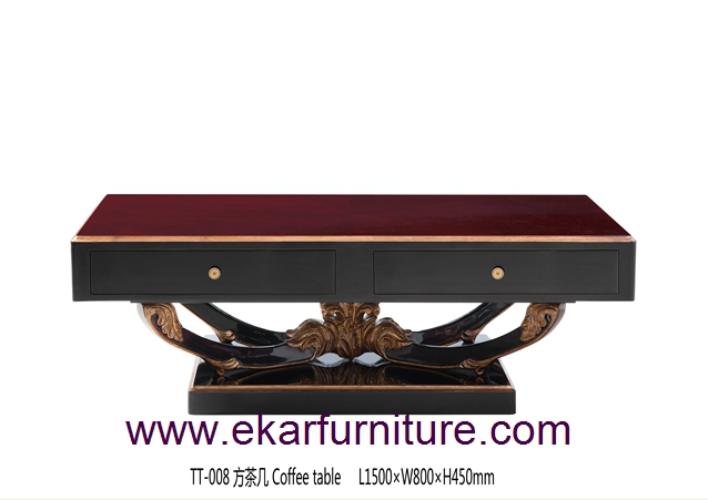 Coffee table living room furniture neo classic furniture TT-008