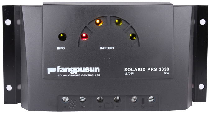 Solarix PRS Solar Charge Controller