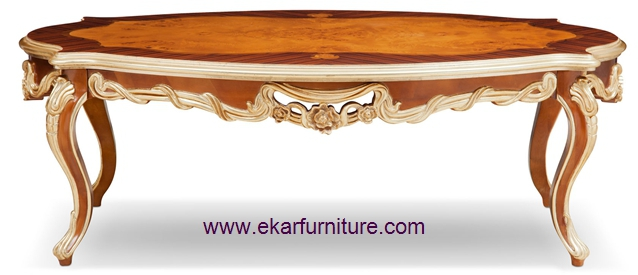 Coffee table antique table classic furniture FC-128